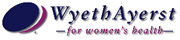 Wyeth Ayesrt Womans Health Site